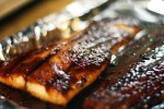 Miso-Broiled Mackerel